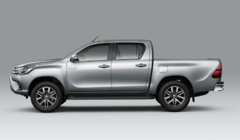 Toyota Hilux completo