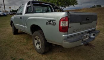 CHEVROLET S10 ELECTRONIC completo